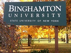 Binghamton University Campus Crime Rate Stable