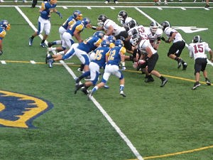 Section 4 Football Teams March Into State Semi-Finals