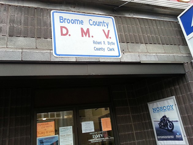 Endicott Dmv Office Is Busy On Saturdays