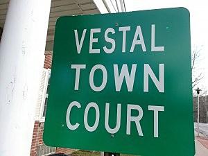Vestal Man Arrested After Domestic Disputevestal town