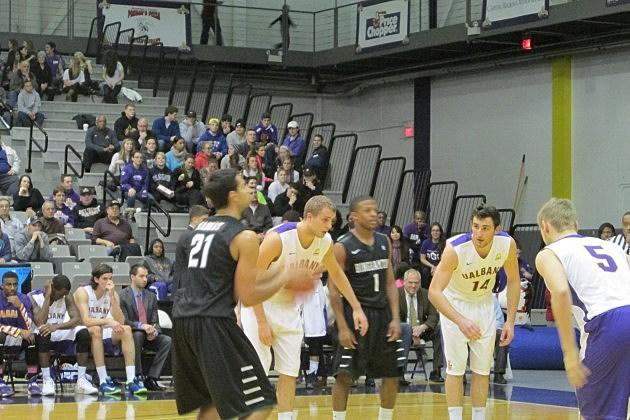 Binghamton Bearcats Men's Basketball Hosts Hartford Tonight
