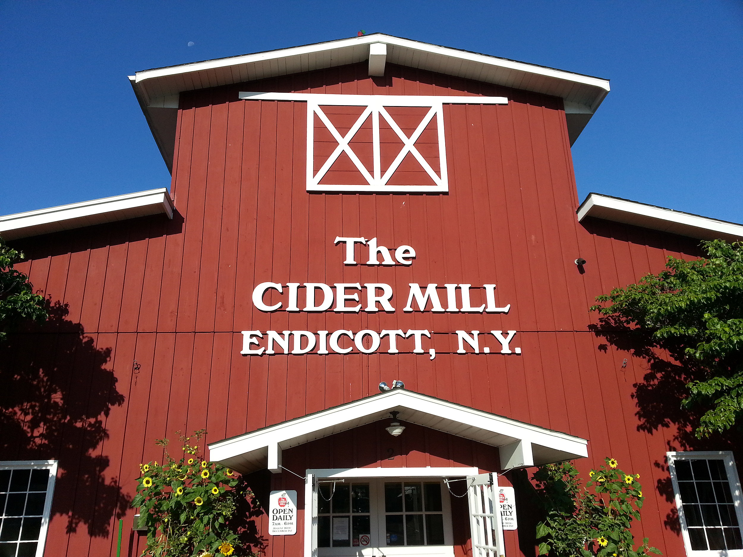 Image result for cider mill endicott