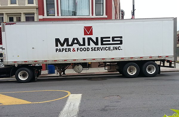 maines paper and food service Total food service's food distributors resource page has a national listing of wholesale restaurant food distributors including ny, nj, ct, and ca.
