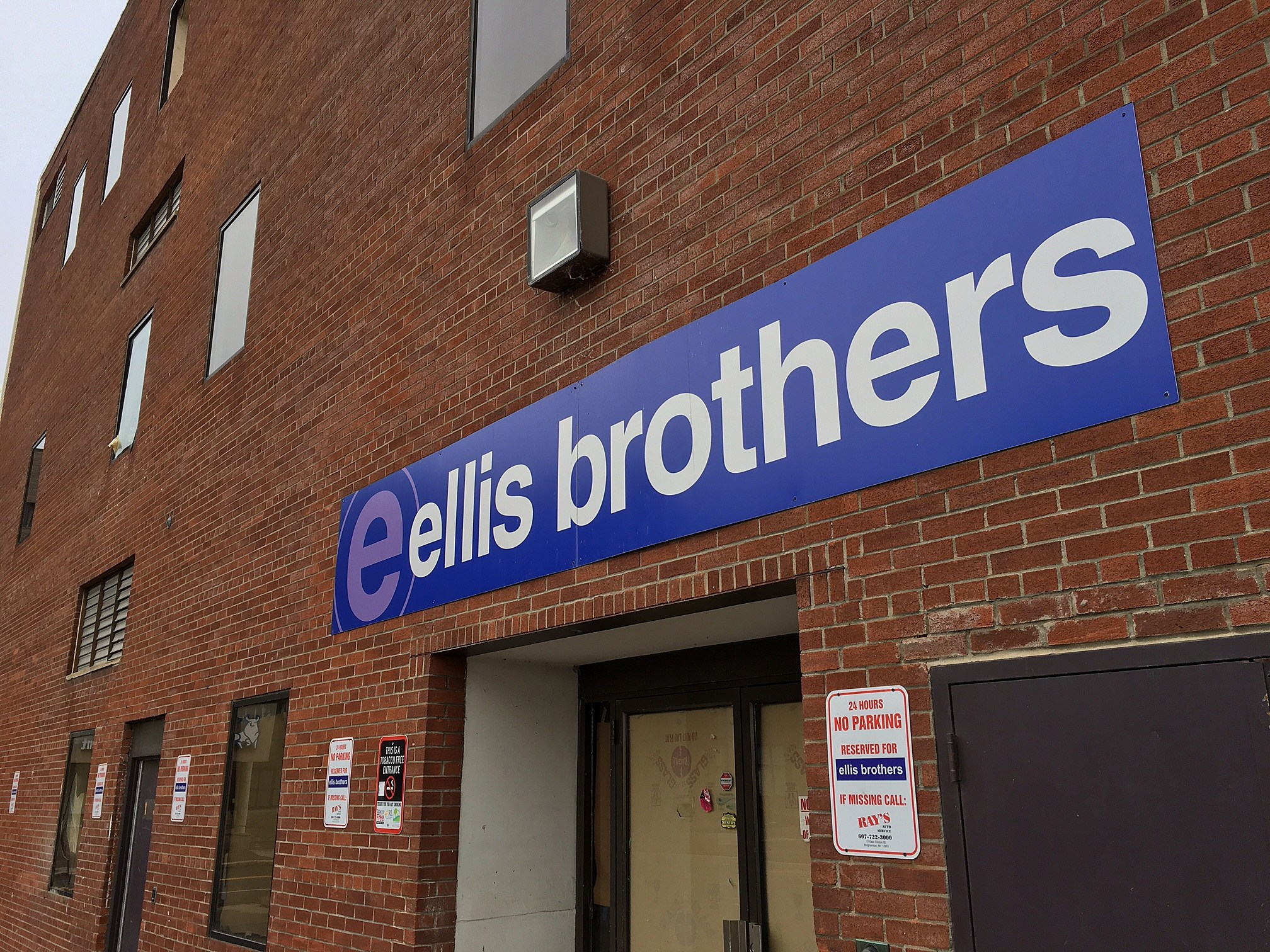 Ellis Brothers Furniture Plans To Consolidate Its Downtown Binghamton  Operations At A Single Location.