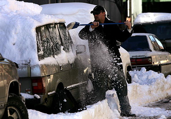 East Coast Digs Out After Record-Setting Blizzard