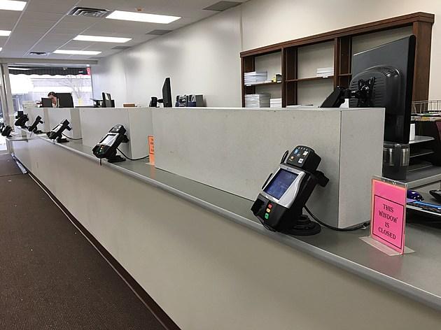 A view inside the new Endicott DMV office at 137 Washington Avenue. (Photo: Bob Joseph/WNBF News)