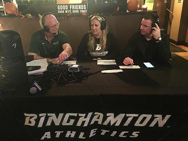 Binghamton Bearcats Radio Show with Roger Neel, Coach Linda Cimino and Coach Tommy Dempsey