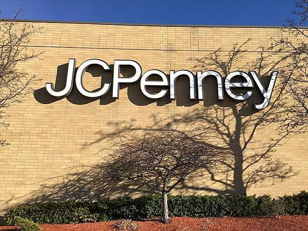 The JCPenney store at the Oakdale Mall in Johnson City. (Photo: Bob Joseph/WNBF News)