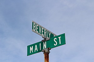 Beverly Place is a short dead-end street south of Main Street in Johnson City. (Photo: Bob Joseph/WNBF News)