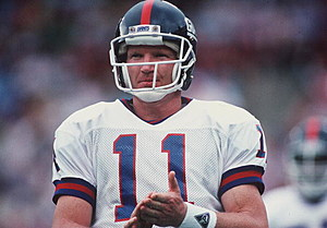 PHIL SIMMS GIANTS