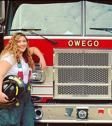jessica jones firefighters scholarship