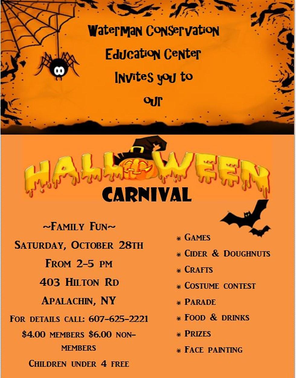 waterman center's halloween carnival