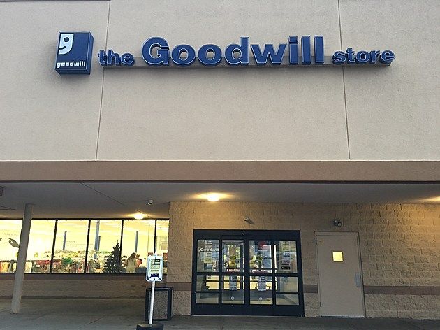 The Goodwill Industries store on Binghamton's West Side is scheduled to close this month. (Photo: Bob Joseph/WNBF News)