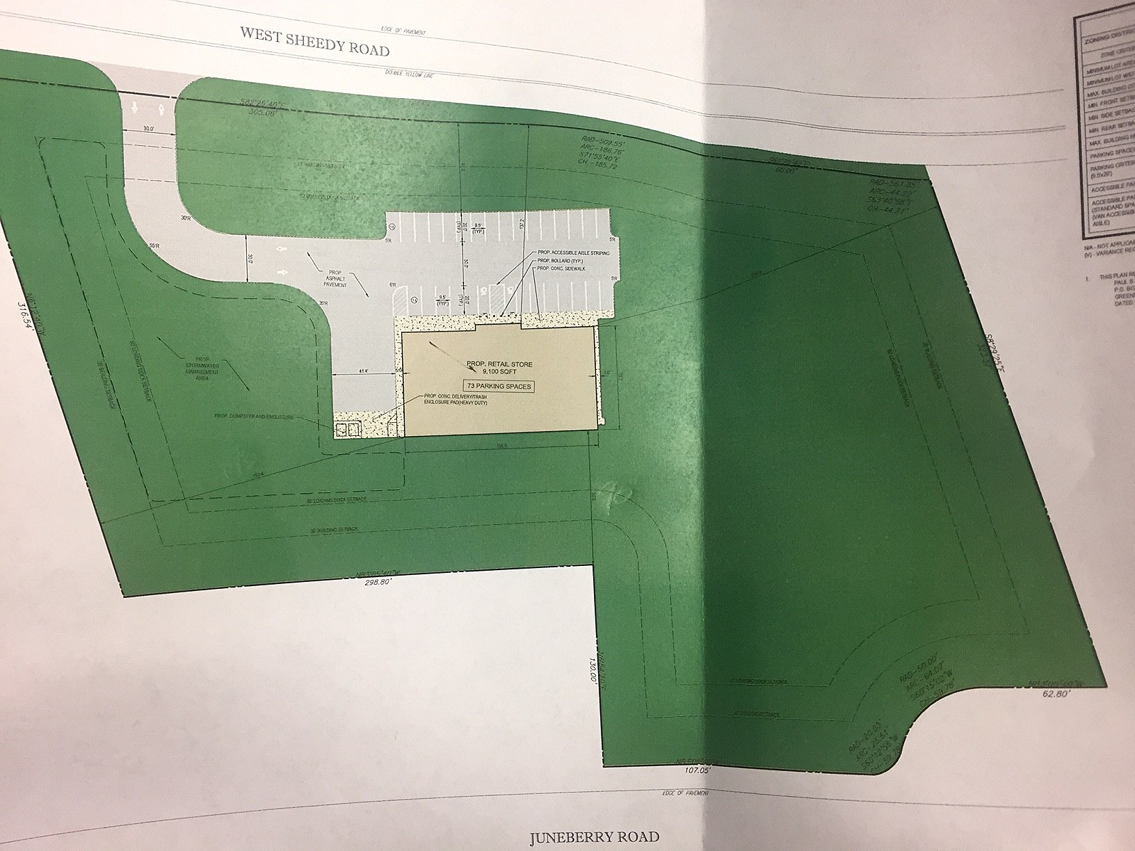 A Dollar General store is planned for a site on West Sheedy Road in Vestal. (Photo: WNBF News)