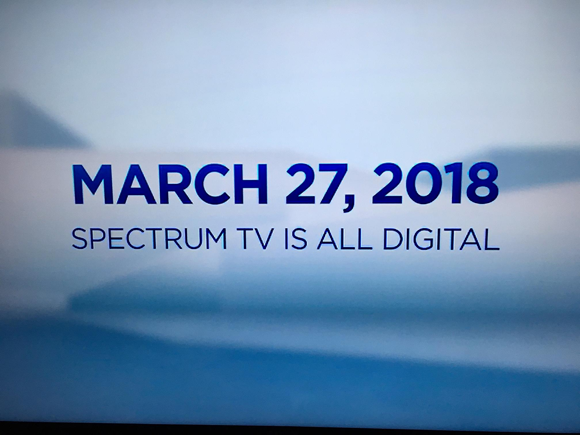 Spectrum Cable Customers Head to Vestal for Digital Boxes